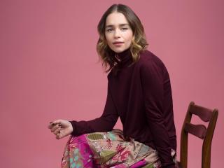 Emilia Clarke 2020 Beautiful wallpaper