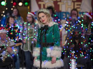 Emilia Clarke Last Christmas Movie wallpaper