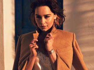Emilia Clarke Wl 2017 wallpaper