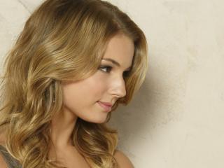 Emily VanCamp Actress Profile wallpaper