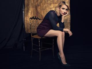 Emma Roberts Vanity Fair 2017 wallpaper