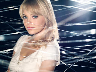 Emma Stone as gwen stacy wallpaper wallpaper