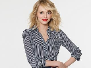 Emma Stone Blond American Actress wallpaper