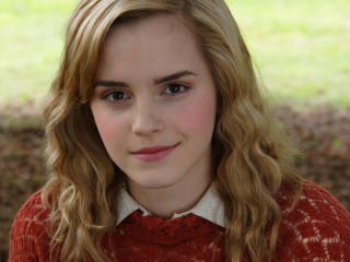Emma Watson Charming Red Images wallpaper