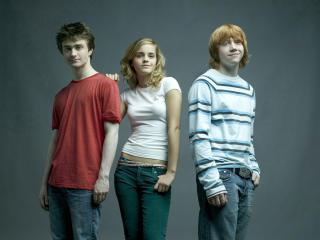Emma Watson In Harry Porter  wallpaper