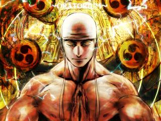 Enel One Piece Art wallpaper