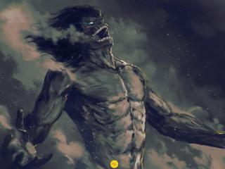 Eren Yeager Attack On Titan wallpaper