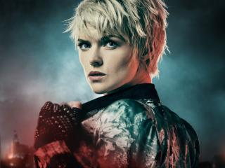 Erin Richards as Barbara Kean in Gotham wallpaper