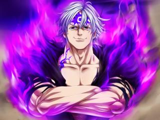 Estarossa Demon The Seven Deadly Sins wallpaper