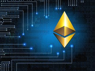 Ethereum wallpaper