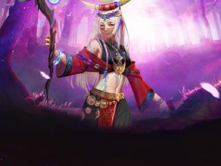 Eudemons Online  Character wallpaper