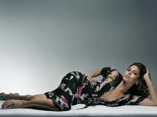 Eva Mendes Photo Shoot Wallpaper wallpaper