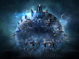 EVE Online Gaming 4K wallpaper