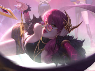 Evelynn LoL wallpaper