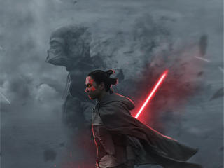 Evil  Dark Reys New Folding Lightsaber wallpaper