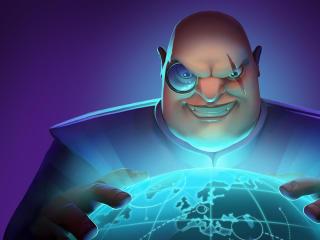 Evil Genius World Domination 2021 wallpaper