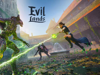 Evil Lands 2019 wallpaper