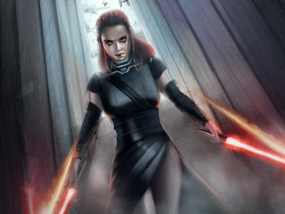 Evil Rey wallpaper