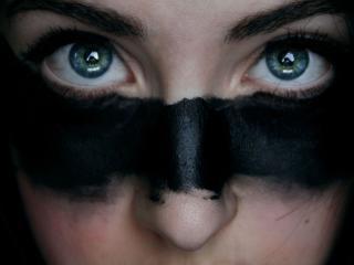 eyes, girl, face wallpaper