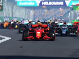 F1 2020 wallpaper