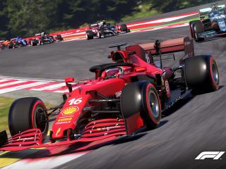 F1 2021 HD wallpaper