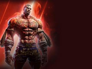 Fahkumram Tekken 7 wallpaper