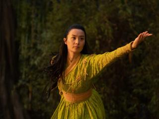 Fala Chen in Marvel Shang-Chi Movie wallpaper