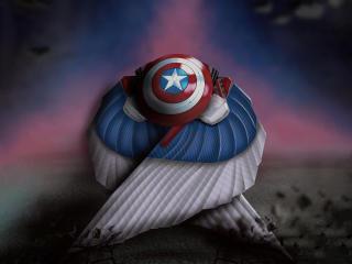 Falcon The Captain America wallpaper