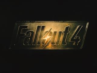 fallout 4, fallout, logo wallpaper