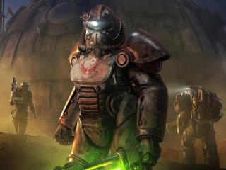 Fallout 76 2020 wallpaper