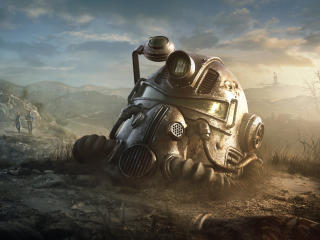 Fallout 76 5k wallpaper