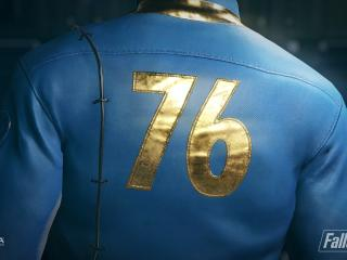 Fallout 76 Tease wallpaper