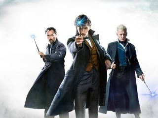 Fantastic Beasts The Crimes Of Grindelwald 2019 Poster Artwork wallpaper