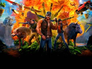 Far Cry 5 Game wallpaper