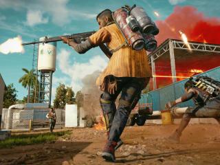 Far Cry 6 4k Dani Rojas wallpaper