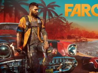 Far Cry 6 Male Dani wallpaper