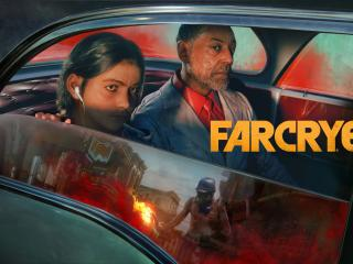 Far Cry 6 Poster wallpaper