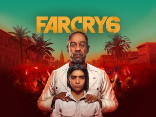 Far Cry 6 wallpaper