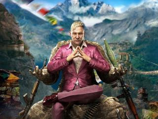 Far Cry Pagan Min wallpaper