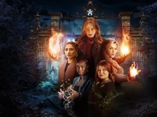 Fate The Winx Saga wallpaper