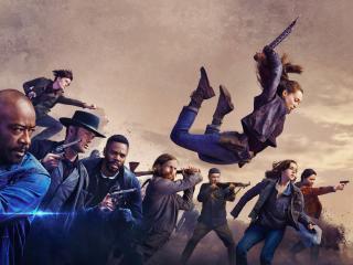 Fear the Walking Dead 2020 wallpaper