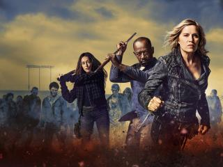 Fear the Walking Dead 2021 wallpaper