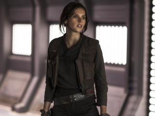 Felicity Jones Rogue One A Star Wars Story wallpaper