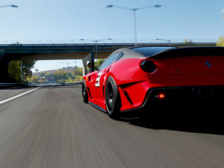 Ferrari Forza Horizon 4 wallpaper