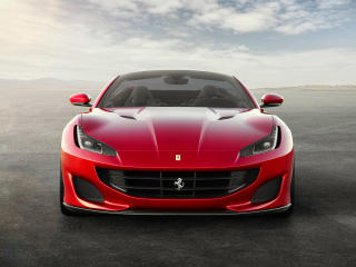 Ferrari Portofino 2017 wallpaper