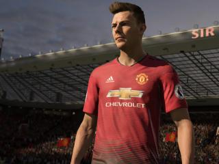 FIFA 2019 Game Screenshoot wallpaper