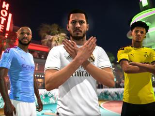 FIFA 20 wallpaper