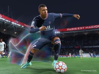 FIFA 22 HD wallpaper