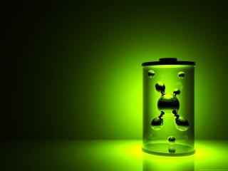 figurines, green, light wallpaper