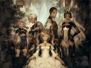 Final Fantasy 12 The Zodiac Age wallpaper